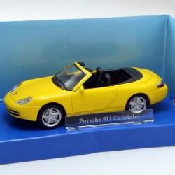 Porsche 911 Cabriolet - Cararama - 1/43