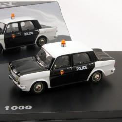 Simca 1000 Police - Norev - 1/43 En boite
