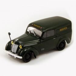 Renault Juvaquatre - La Poste - Norev - 1/43