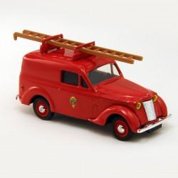 Renault Juvaquatre Pompier - Eligor - 1/43