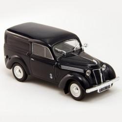 Renault Juvaquatre Noire - Norev - 1/43
