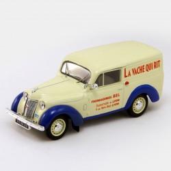 "Renault Juvaquatre "" La Vache Qui Rit "" - Norev - 1/43"