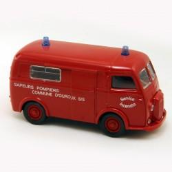 Peugeot D4A Pompier - Solido - 1/43
