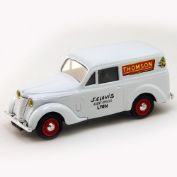 "Renault Juvaquatre - Eligor - ""Thomson"" 1/43ème"