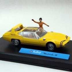 Michel Vaillant Mistral GT - 1/43ème