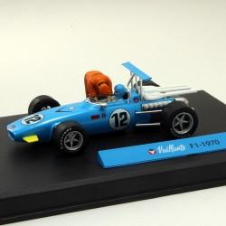 Michel Vaillant Formule 1 1970 - 1/43ème