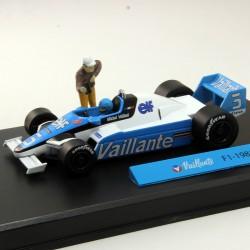 Michel Vaillant Formule 1 Turbo 1982 - 1/43ème