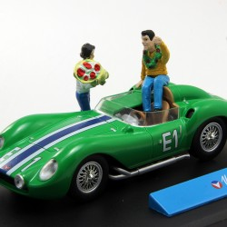 Michel Vaillant Sport Type E1 - 1/43ème