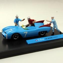 Michel Vaillant Le Mans Type 2 - 1/43 ème En boite