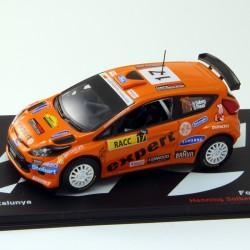 Ford Fiesta S2000 - Rally Catalunya 2010 - 1/43 ème En boite