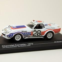 Chevrolet Corvette 1972 - 24h du Mans - 1/43ème en boite