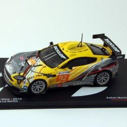 Aston Martin V8 Vantage - 24 Heures du Mans 2010 - 1/43ème en boite