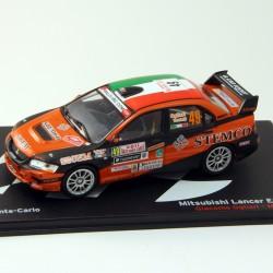 Mitsubishi Lancer Evo IX Gr.N - Rallye Monte-Carlo - 1/43 ème En boite