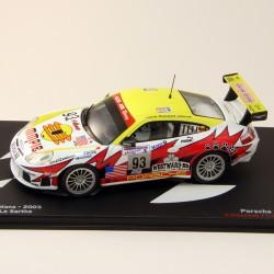 Porsche 911 GT3-RS - 24 heures du Mans 2003 - 1/43 ème En boite