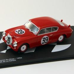 Lancia Aurelia B20 GT - 24H du Mans 1952 - 1/43ème en boite