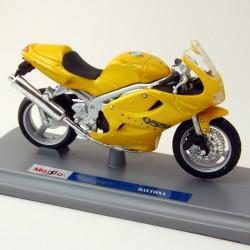 Moto Triumph Daytona - Maisto - 1/18 ème En boite