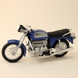 Moto BMW 75/5 - Welly - 1/18 ème En boite