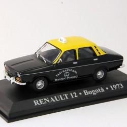 Renault 12 Bogotà 1973 - 1/43 ème