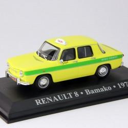 Renault 8 Bamako Taxi 1970 - 1/43 ème En boite