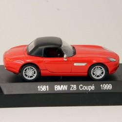 BMW Z8 Coupé 1999 - Solido - 1/43 ème En boite