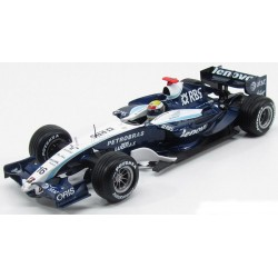 Williams Toyota FW29 Nico Rosberg Hot Wheels - 1/18ème