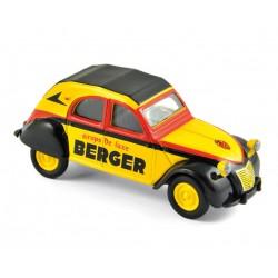 """Citroen 2cv """" Berger """" - Norev - En boite"""