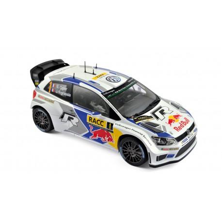 Volkswagen Polo R WRC - 1/18ème Norev
