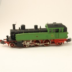 Marklin Loco tender 1208 3 rails