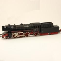 Marklin Loco avec tender 38 3553 3 rails
