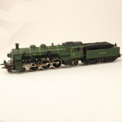 Marklin Locomotive Vapeur avec tender 231981 - 3 rails