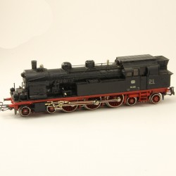 Marklin Locotender Vapeur  674 498 - 3 rails