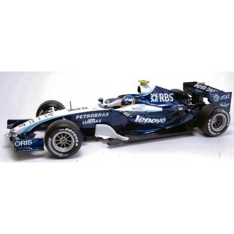 Williams Toyota FW29 Alex Wurz Hot Wheels - 1/18ème