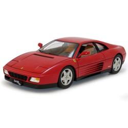 Ferrari 348tb Hot Wheels Elite - 1/18ème