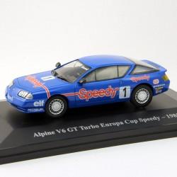 Alpine V6 GT Turbo Europa Cup Speedy - Eligor - 1/43ème sous blister