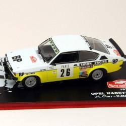 Opel Kadett GT/E - Rallye Monte Carlo 1979 - 1/43 ème En boite