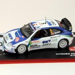 Citroen Xsara WRC - Rallye Monte-Carlo - 1/43ème en boite