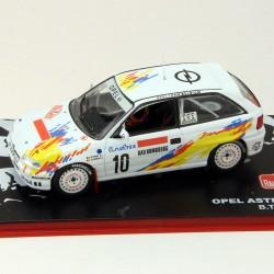 Opel Astra GSI 16V - Rallye Monte-Carlo - 1/43ème en boite