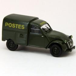 """Citroen 2CV """"La Poste"""" - Norev - 1/43ème sous blister"""