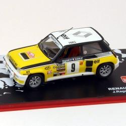Renault 5 Turbo 1981 - J.Ragnotti et J.M.Andrié - 1/43eme