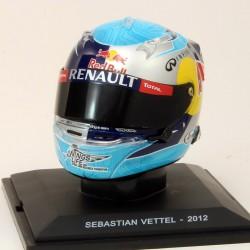 Casque Renault - Sebastian Vettel - En boite