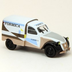 "Citroen 2CV Fourgonnette ""Formica"" - Norev - 1/43ème sous blister"
