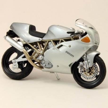 Moto Ducati Supersport 900 FE - Maisto - 1/18 ème