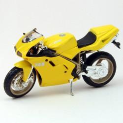 Moto Ducati 748 - Maisto - 1/18 ème