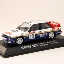 BMW M3 - Tour de Corse 1987 - 1/43 ème En boite