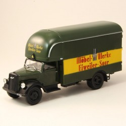 "Opel Blitz ""Hobel Werke"" - Ixo - 1/43ème"