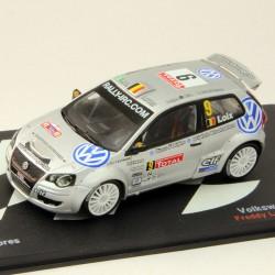 Volkswagen Polo S2000 - Rally Ypres 2007 - 1/43 ème En boite