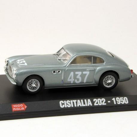 Cisitalia 202 - 1/43 ème Sous Blister