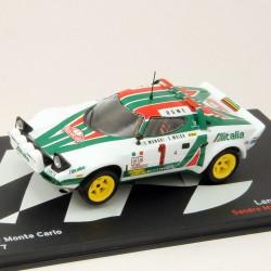 Lancia Stratos HF - Rally Monte Carlo 1977 - 1/43 ème En boite