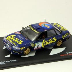 Subaru Legacy - Rallye Portugal 1993 - 1/43 ème En boite
