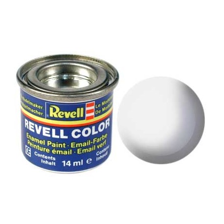Revell - Pot Peinture 04- Blanc Brillant